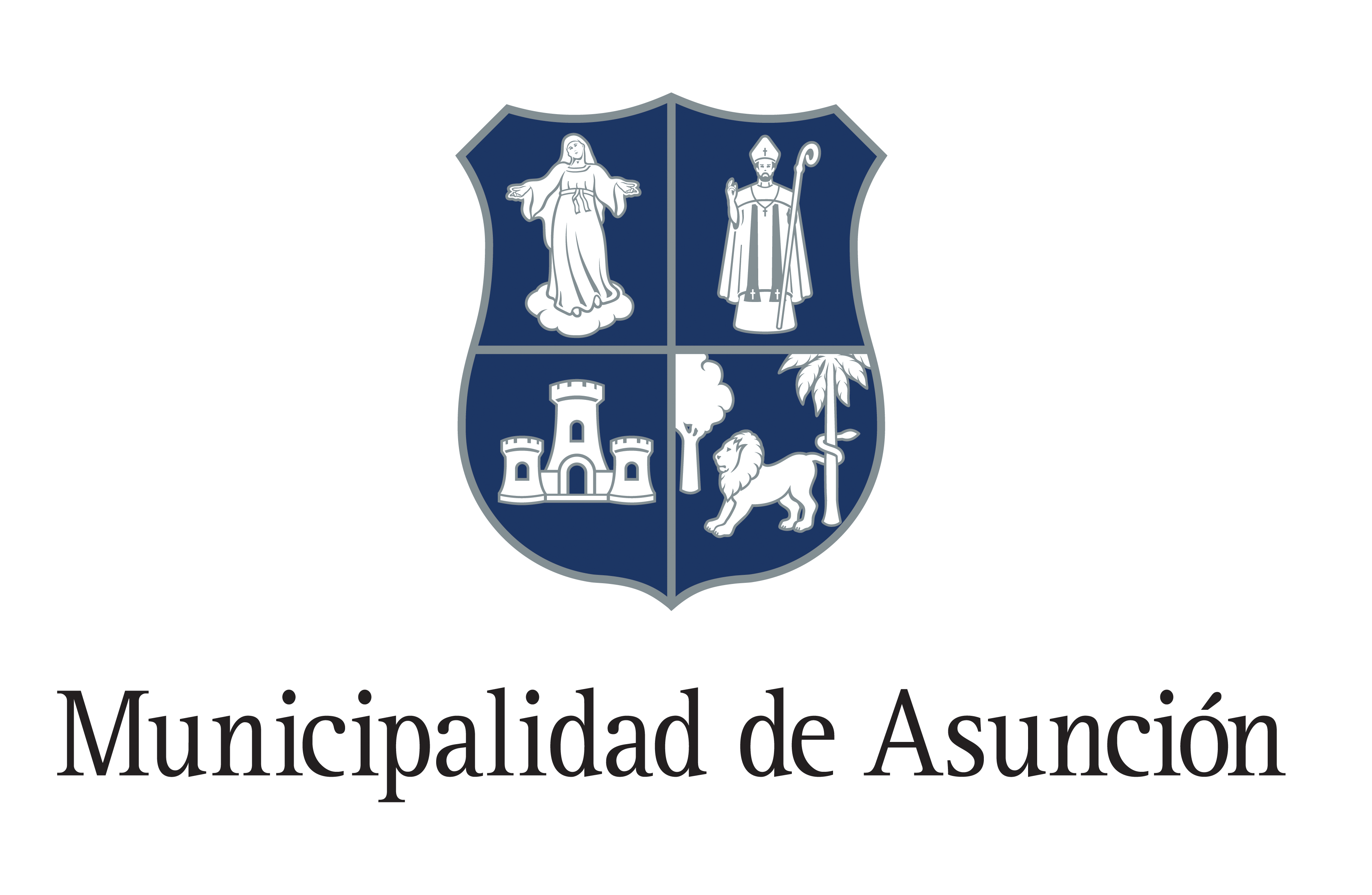 logo municipalidad de asunci243n