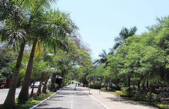 Jardín Botánico y Zoológico de Asunción (JBZA)