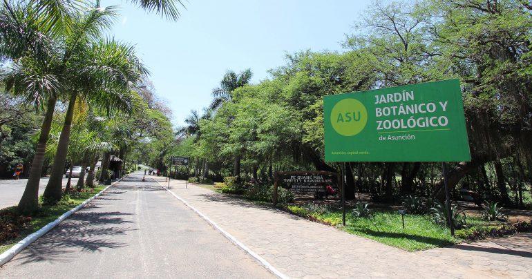 El centro de conservaci n y educaci n ambiental cumple 20 Centro de eventos jardin botanico
