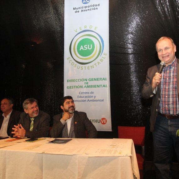 Día Mundial del Medio Ambiente con firma de acuerdos entre organizaciones de la sociedad civil y municipios