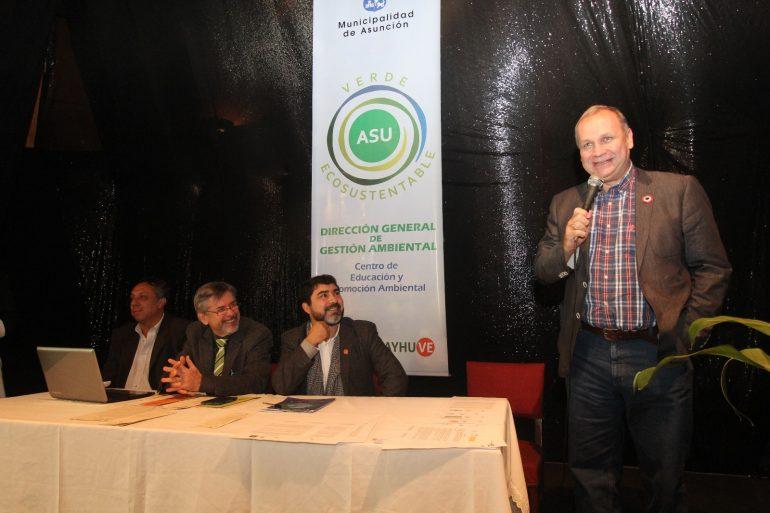 D A Mundial Del Medio Ambiente Con Firma De Acuerdos Entre