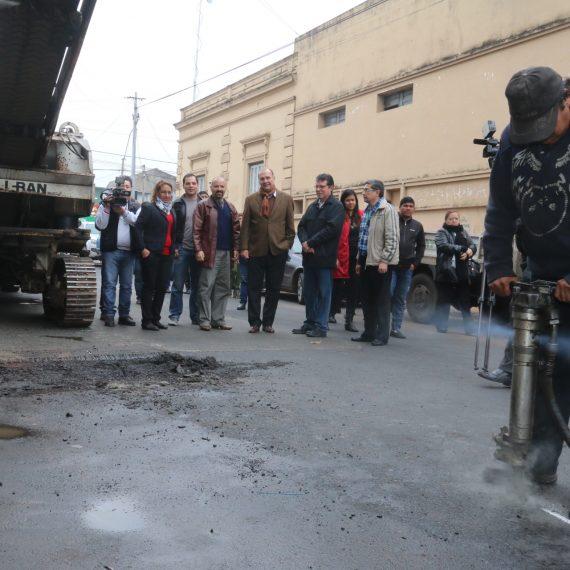 Segunda Etapa de Operativo 24/30 continúa en avenida Colón y Haedo
