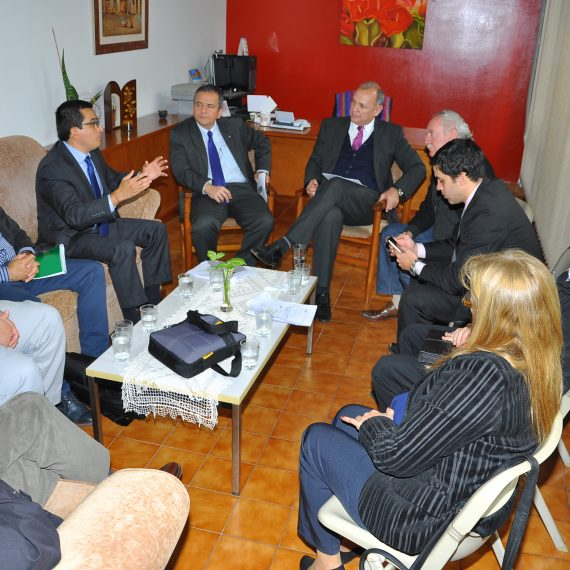 Reunión Banco Interamericano de Desarrollo (BID)