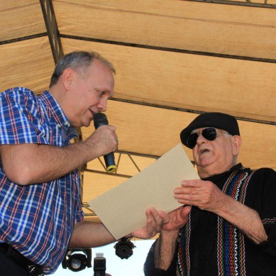 En festejo por 25º Aniversario de SITRAMA rindieron homenaje a Quemil Yambay