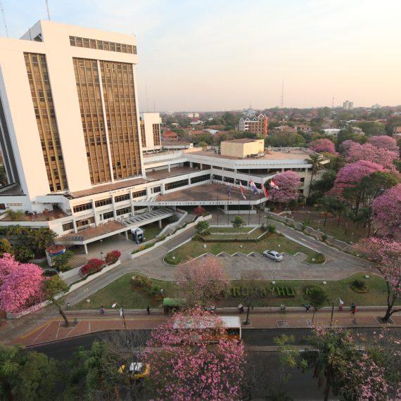 La Municipalidad de Asunción coloco el 100% de los bonos en un solo día