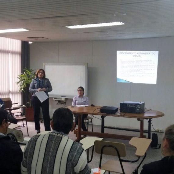 Recursos Humanos capacitó a funcionarios sobre Ley Orgánica Municipal y ordenanzas relacionadas con construcciones