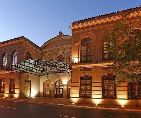 Teatro Fachada