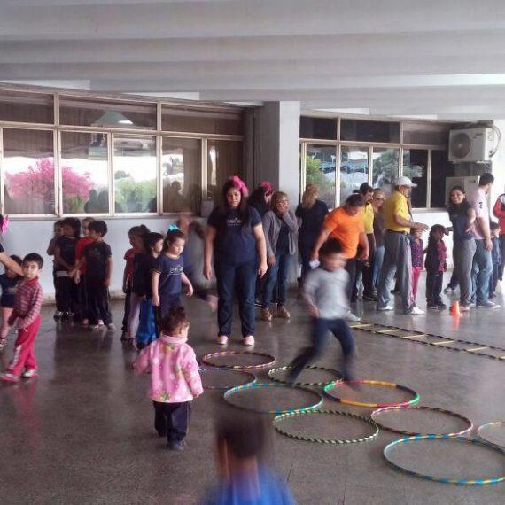 El TEDIM clausura la semana del Día del Niño con mucho juego y diversión