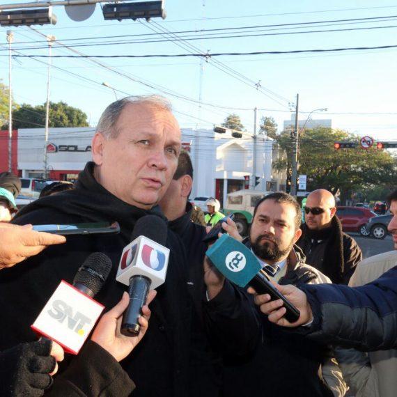 Se inició prohibición de giro a la izquierda sobre Eusebio Ayala y Bartolomé de las Casas y calles aledañas
