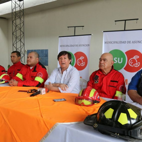 Mercado de Abasto tiene una Unidad de Rescate y Auxilio para atender a permisionarios y compradores