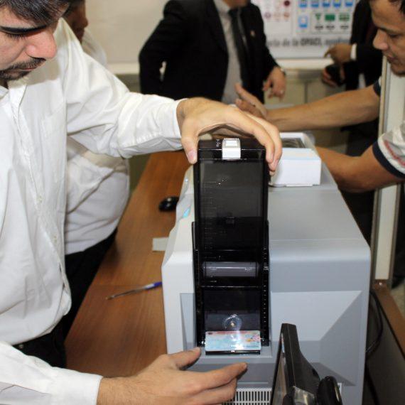 Municipalidad cuenta con nuevo centro de impresión de licencias acorde a la Ley de Tránsito