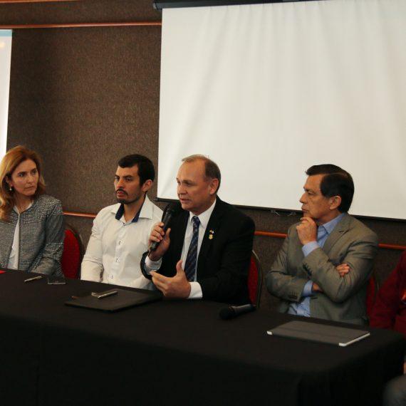 Con firma de un preacuerdo, en marcha el Observatorio Urbano del Gran Asunción entre la Municipalidad de Asunción y la CAPADEI