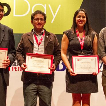 Comuna apoya el concurso de innovadores menores de 35 años Paraguay