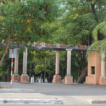 Recuperación del Parque Caballero tema de encuentro en Mburuvichá Róga