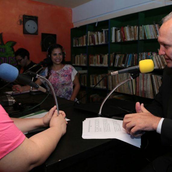 El IMA habilita su radio escuela