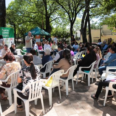 Novena Jornada de Gobierno Municipal en Tu Barrio se realizó con gran participación vecinal