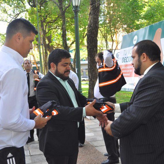 Seguridad 24 horas en Plaza Uruguaya es el segundo Desafío Asu cumplido