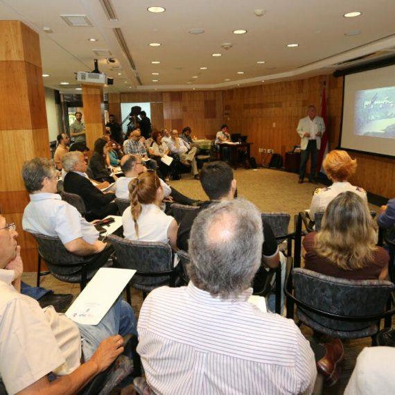 Se desarrolló la Primera Jornada de los Foros Temáticos para actualizar los Planes Urbanos de Asunción