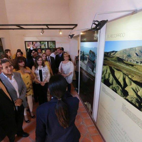 Ya está habilitada la Expo Dakar en la Manzana de la Rivera