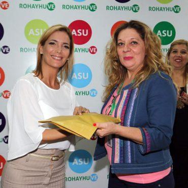 Madrinas de las Guarderías municipales entregaron recaudación benéfica para guarderías municipales