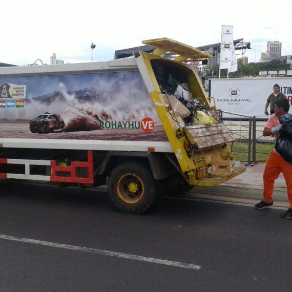 """DSU dispone del """"Móvil Dakar"""" para limpieza exclusiva durante estos días"""