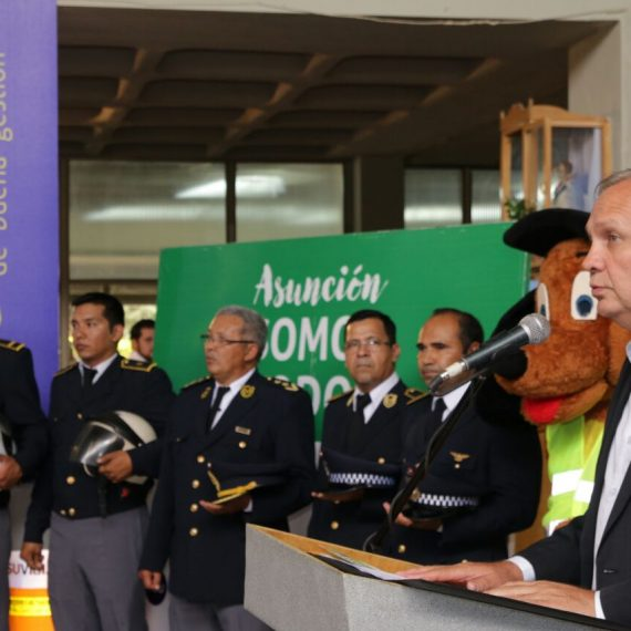 Operativo Verano 2017 de Control de Tránsito se lanzó con el objetivo de disminuir el índice de accidentes con derivación fatal