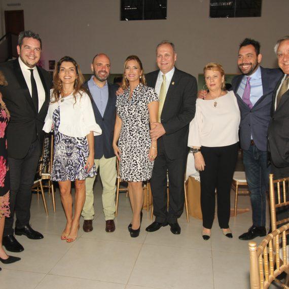 Cena Benéfica a favor de Guarderías Municipales congregó a numerosas personas que las apoyan