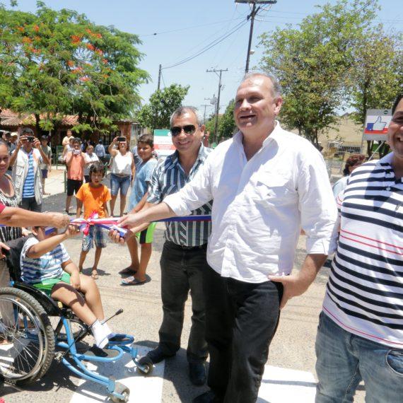 Fiesta de la civilidad en la Inauguración de la Plaza IPVU de Puerto Botánico