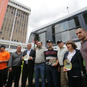 Asunción contará con nueva línea de transporte desde enero para cubrir zonas que estaban desatendidas