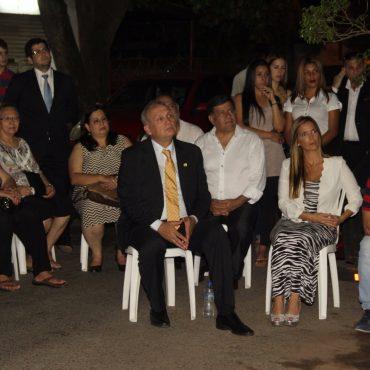 Autoridades Municipales de Asunción y Lambaré se unieron para recordar a Andrea, víctima del dengue hace diez años