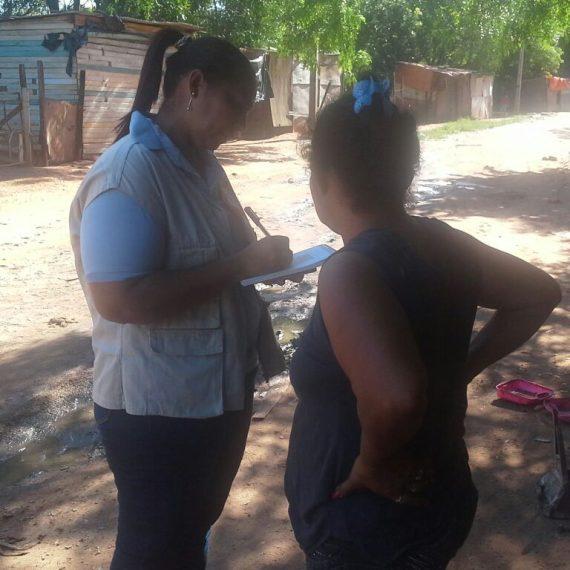 Operativo Retorno en el refugio de Cerro Guy