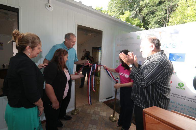 Sede de CODENI fue inaugurada en el Centro Municipal Nº 10