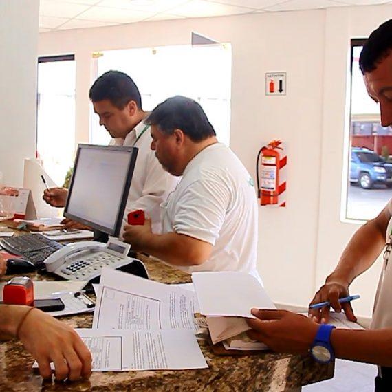 Funcionarios municipales verificaron las condiciones del Frigorífico Frigomerc