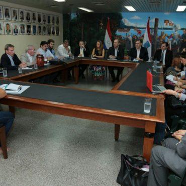 Proyectan transformación integral del barrio Chacarita Alta en un proyecto interinstitucional