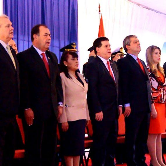 Intendente participó del Inicio de Actividades Escolares en la Escuela y Colegio Nuestra Señora de la Asunción