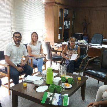 Municipalidad De Asunción Y Seam Frente Al Cambio Climático