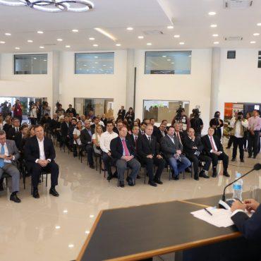 Lanzamiento de Asamblea de Gobernadores del BIDcontó con la presencia del Intendente