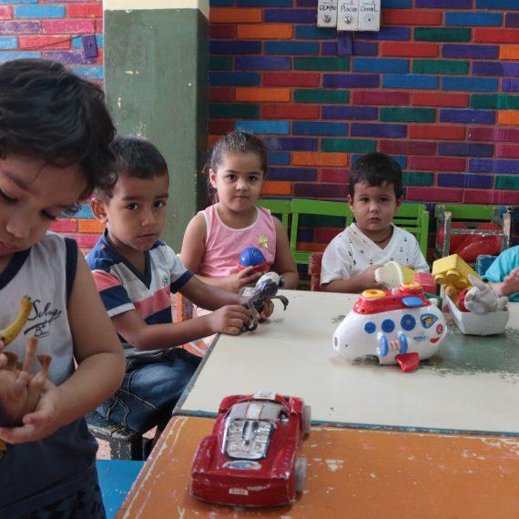 Guarderías municipales abrieron sus puertas a niños entre 1 a 4 años