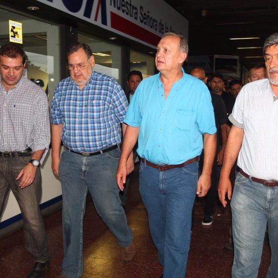 SERVICIO DE TRANSPORTE DE LA TERMINAL DE ASUNCIÓN SE ENCUENTRA TOTALMENTE OPERATIVO