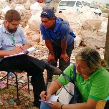 Municipalidad Apuesta Al Fortalecimiento Y Dignificación De Recicladores Y Carreros De Asunción