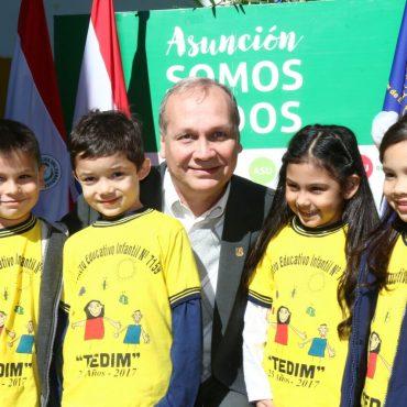 Centro Educativo Infantil Municipal TEDIM celebró día del Maestro