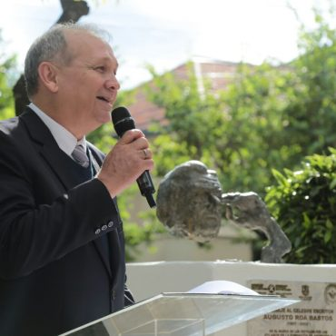 Rindieron homenaje a Augusto Roa Bastos por el aniversario de su fallecimiento