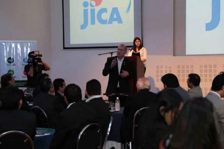 Intendente Ferreiro participó de Foro tendiente a lograr una Agenda Urbana para la Región Metropolitana de Asunción