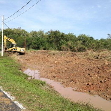 Municipalidad de Asunción suspende de forma inmediata las obras del Parque Guazú Metropolitano