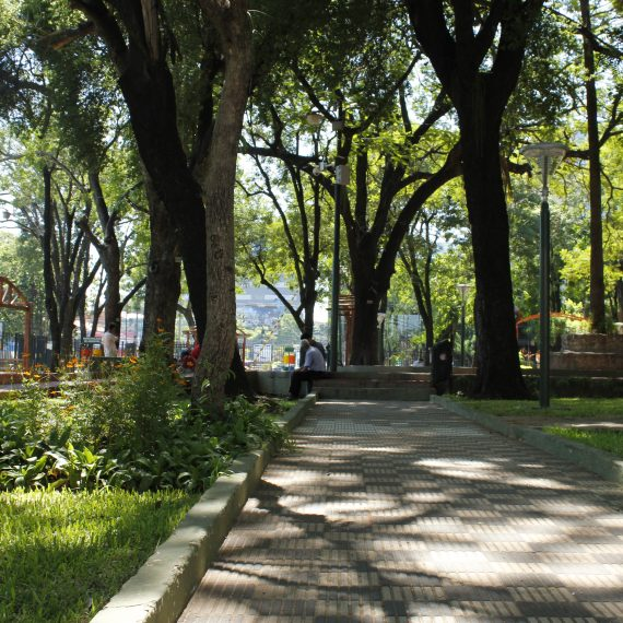 Plaza Infante Rivarola