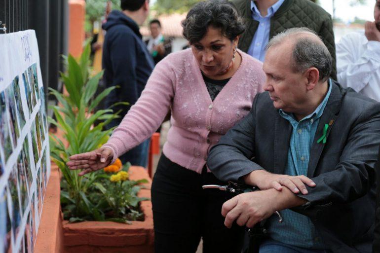 Defensores del Chaco, otra plaza municipal recuperada para la ciudadanía