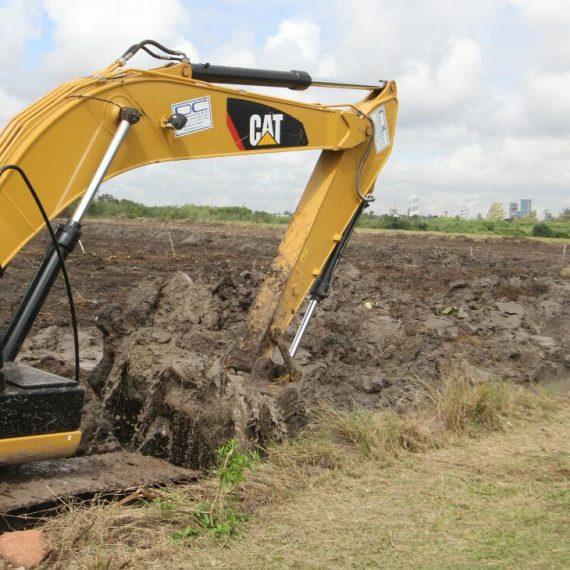 EN RELACIÓN AL PROYECTO DE CONSTRUCCIÓN DE LAGUNAS DE ATENUACIÓN EN EL PARQUE GUAZÚ METROPOLITANO