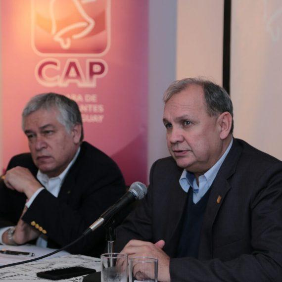 Positivo encuentro de trabajo del Intendente con socios de la CAP