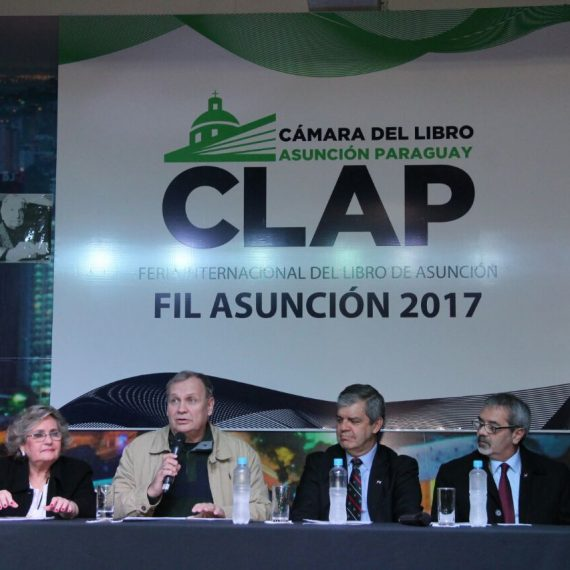 Inaugurada la Feria Internacional del Libro Asunción 2017
