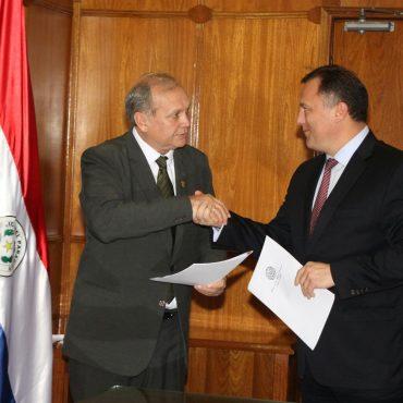 Convenio firmado entre Municipalidad y MOPC permitirá la interconexión vial de la Avenida Costanera con la Avenida Ñu Guazú en la zona del Jardín Botánico